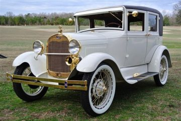 Voiture Ford de collection