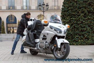 Taxi moto Roissy