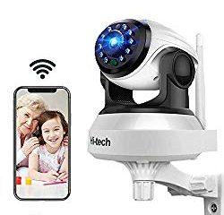caméra de surveillance avec adresse IP
