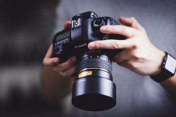 professionnel en photographie